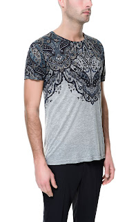 cachemire-Zara-t-shirt-with-paisley-yoke-19,95euros