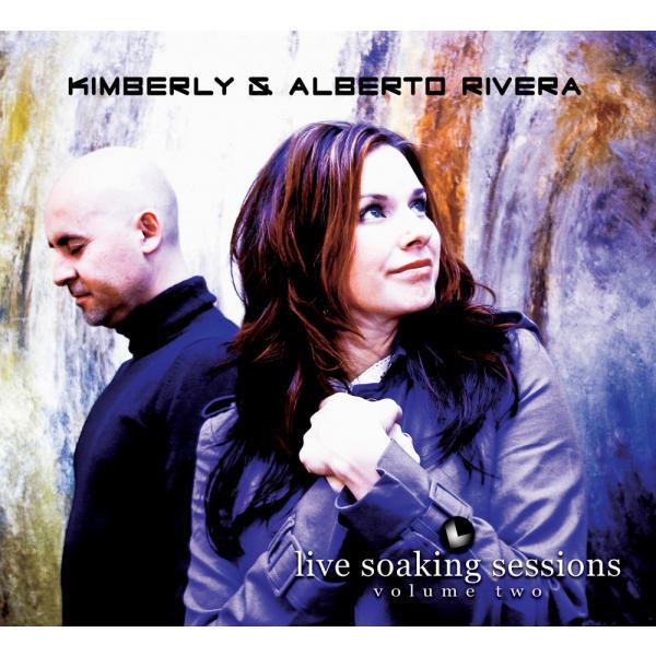 Kimberly And Alberto Rivera-Live Soaking Sessions-Vol 2-