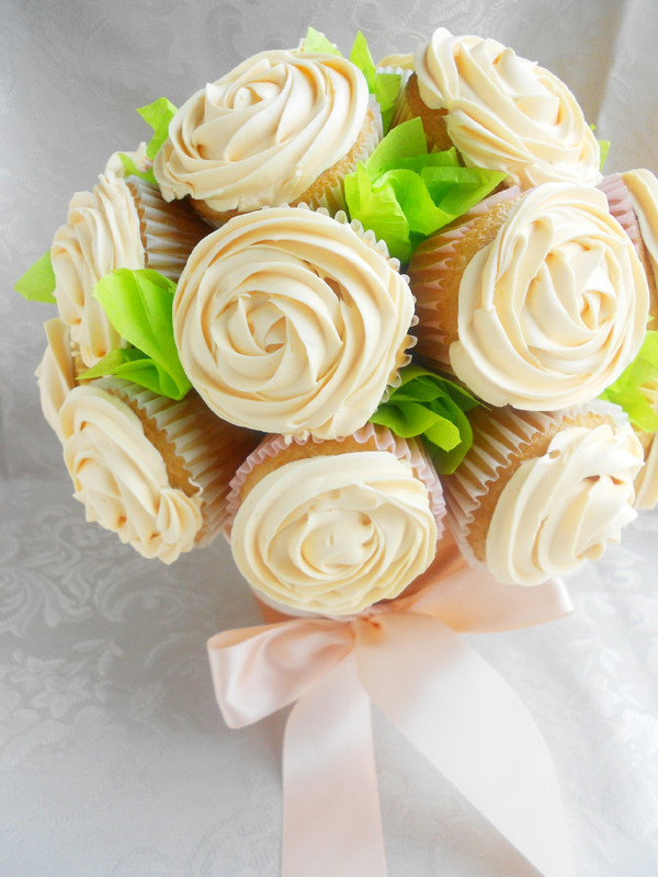 Cupcake Bouquet - Confessions of a Confectionista