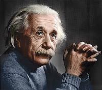 Bom Atom Einstein