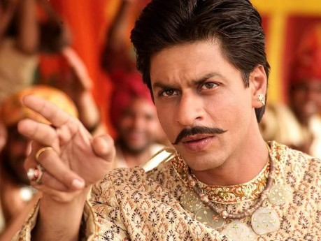 Bollywood Sitare - Blog: Srk enseña a sus hijos en twitter