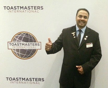 how to become dtm in toastmasters