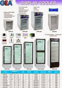 Harga Showcase Cooler