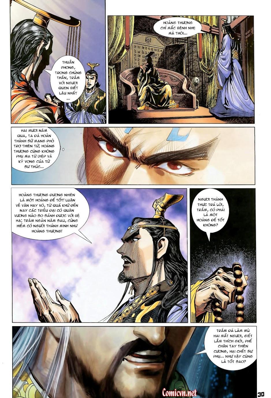 Đại Đường Uy Long Chap 102 - Trang 30