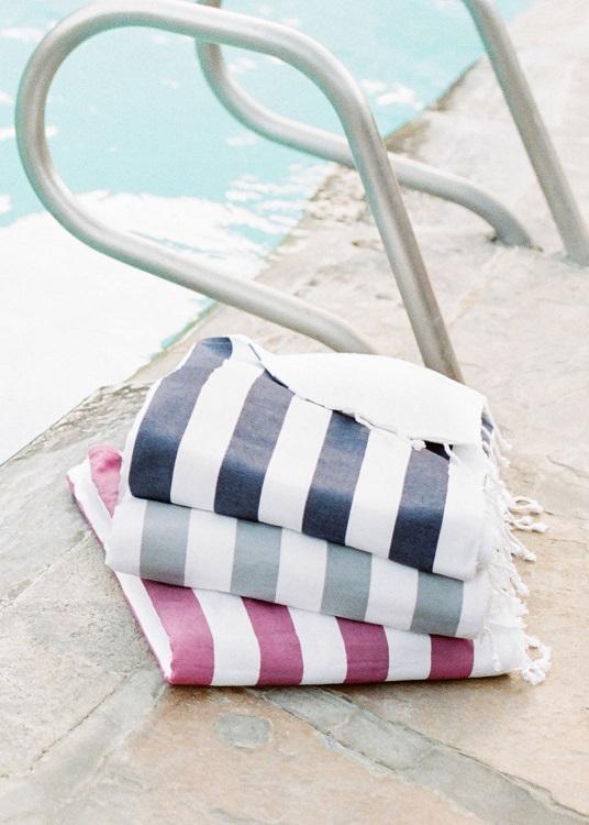 Deck Beach Towels