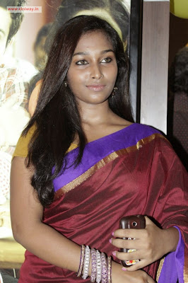 Narthagi Swathi Stills at Kerala Naattilam Pengaludane Audio Launch