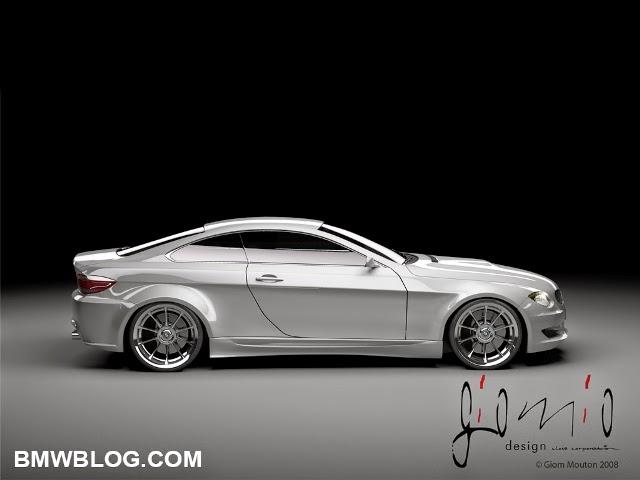 Foto Modifikasi Mobil BMW Silver