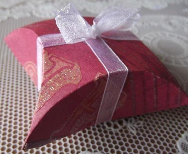 Preferenza Relasé: Come fare una confezione per il regalo - tutorial BC52