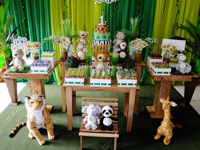 decoracao festa safari:Decoração de festas, lembrancinhas personalizadas, bolos