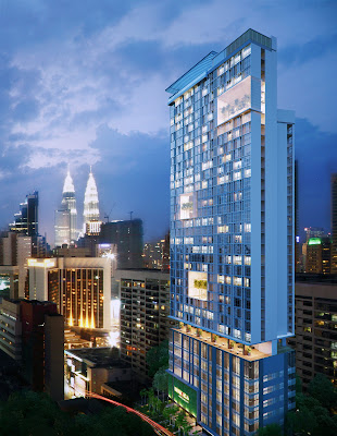 MALAYSIA PROPERTY REVIEW: NEW LAUNCH : TRIBECA @ BUKIT BINTANG