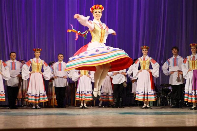 Haroshki- - Belarusian dance