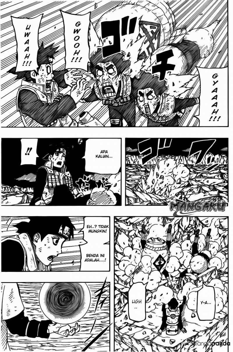 Komik Naruto 664 Bahasa Indonesia halaman 7