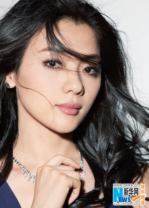 K Chen T Bingen chen sisi china entertainment