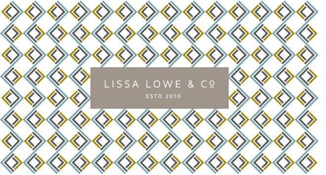 Hello, I'm Lissa Lowe!
