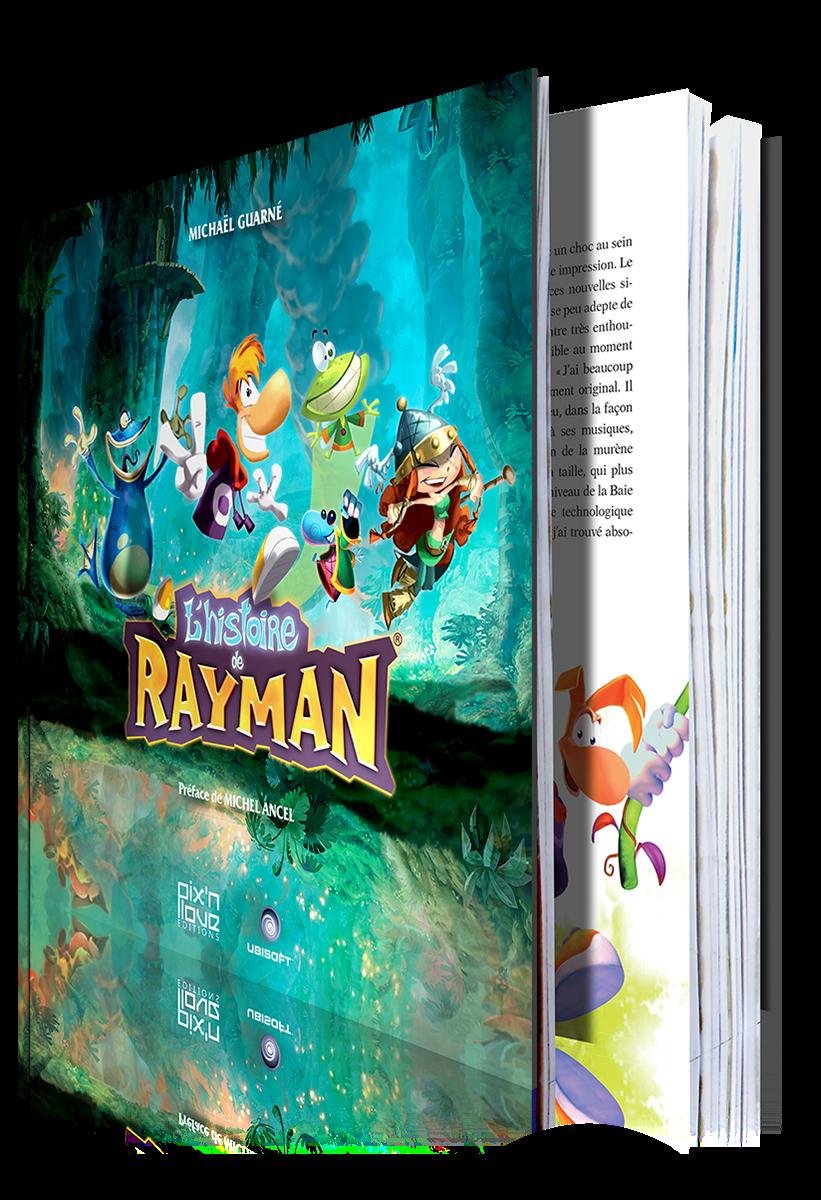 http://www.editionspixnlove.com/Les-Series-Cultes-du-Jeu-Video/L-Histoire-de-Rayman/flypage.tpl.html