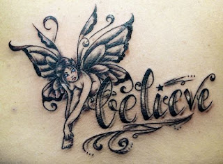 if you re normally a serious person cute fairy tattoos can show that