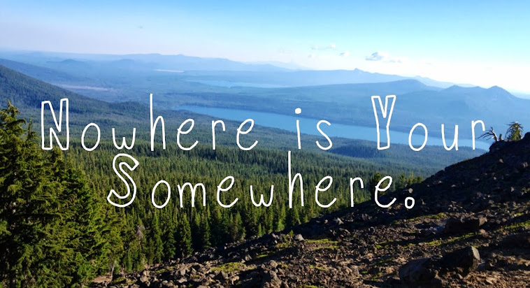 Nowhere is Your Somewhere.