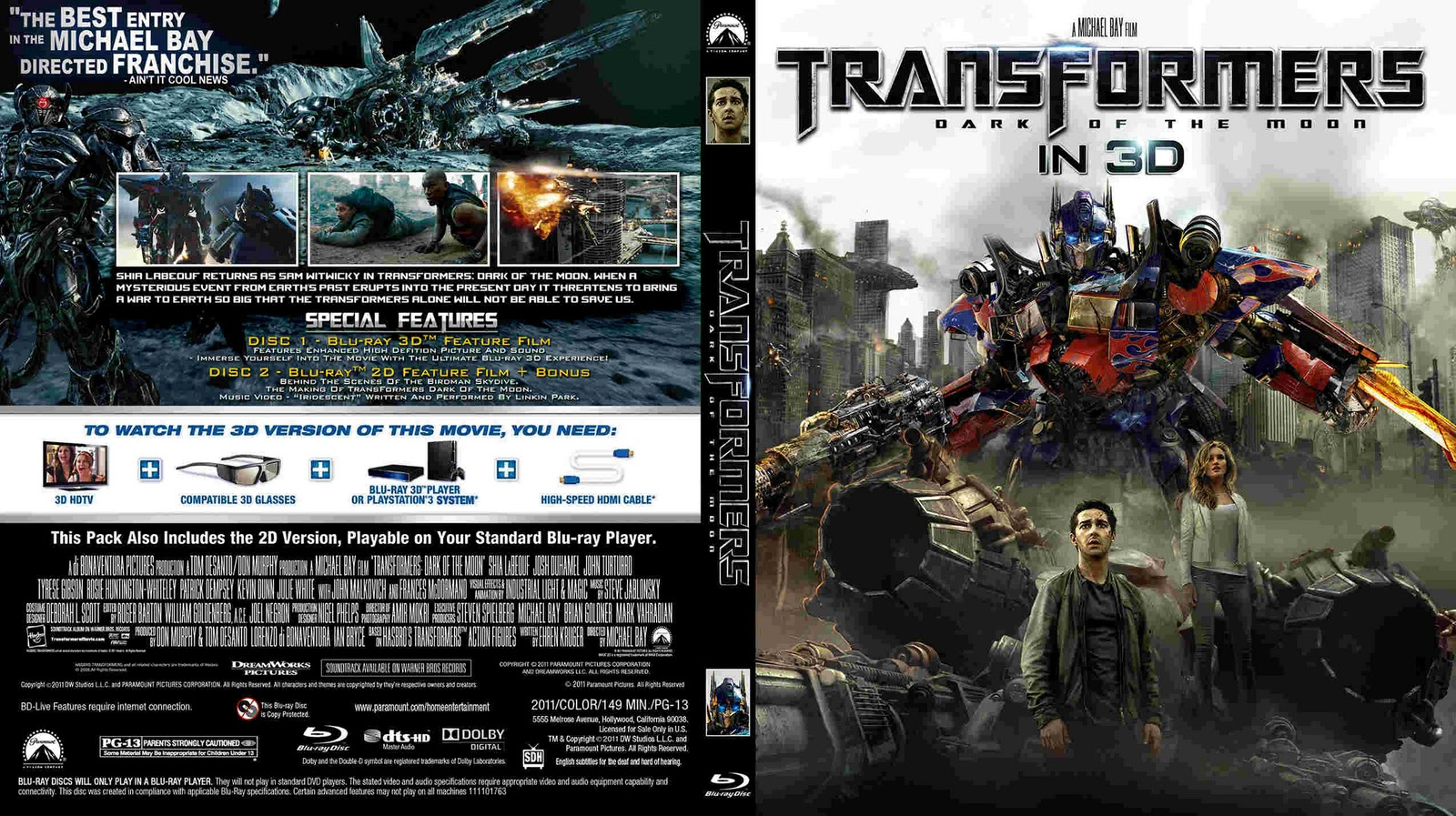 download transformers 3 movie blu ray / bloodboat.cf
