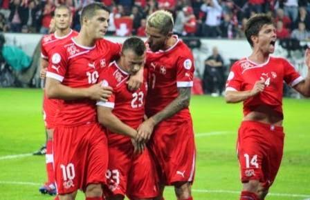 Swiss vs Peru
