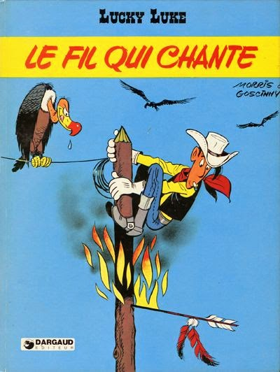 Miscellaneous reviews 08 lucky luke and yoko tsuno