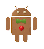 Android 2.3 Gingerbread Logo