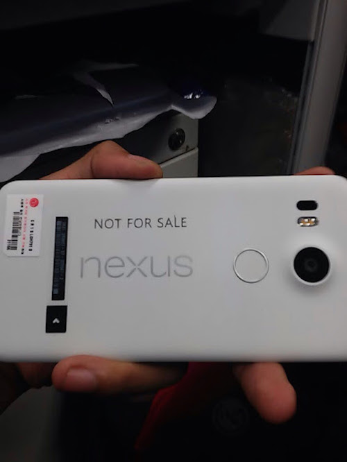 This is The New Leaked Picture Of Google Nexus 5
