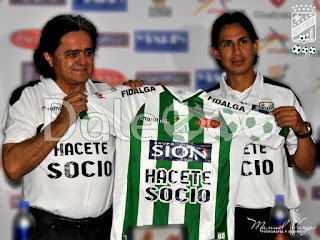 Oriente Petrolero - Keko Álvarez - Marvin Bejarano - DaleOoo.com sitio del Club Oriente Petrolero