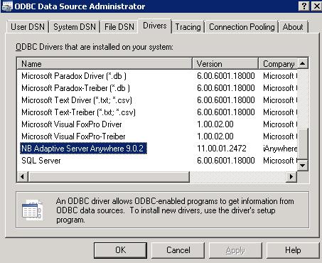 interface initialization