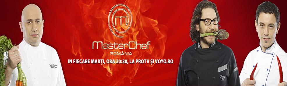 MasterChef Romania - Sezonul 2 ProTv