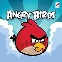 Angry Birds cover art