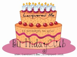 Birthday Club!