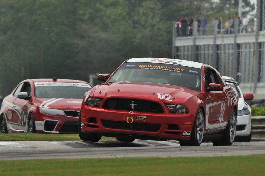 Ford Mustang Boss 302Rs at Barber Motorsports Park