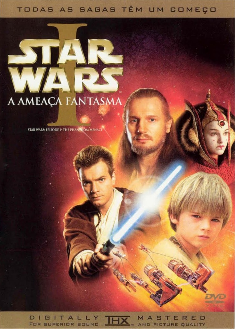 Star Wars: Episódio 1 – A Ameaça Fantasma – Legendado (1999)