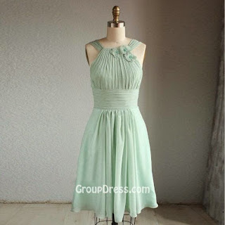 Groupdress: Mint Dress