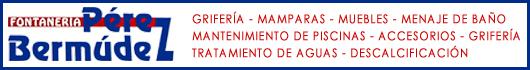 FONTANERÍA PÉREZ BERMÚDEZ
