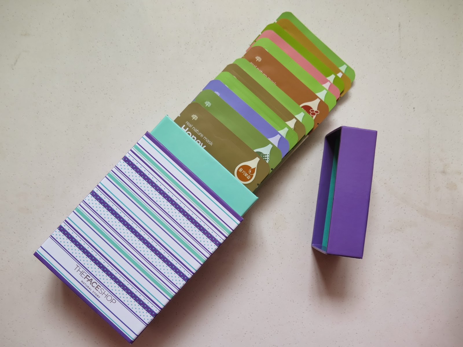 The Blackmentos Beauty Box: Mini Haul: The Face Shop ...