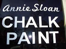 My Annie Sloan dealer.