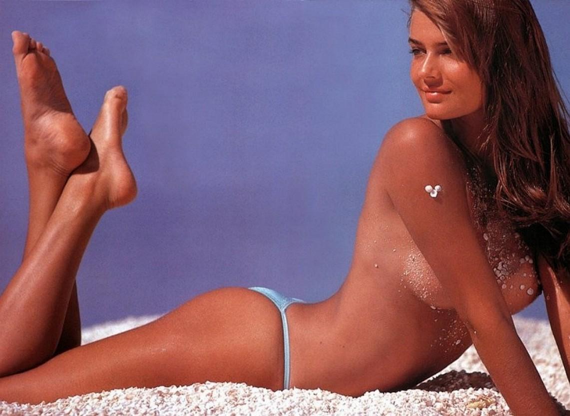 Paulina porizkova picture nude