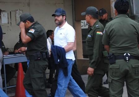 Corrupción y extorsión en Bolivia
