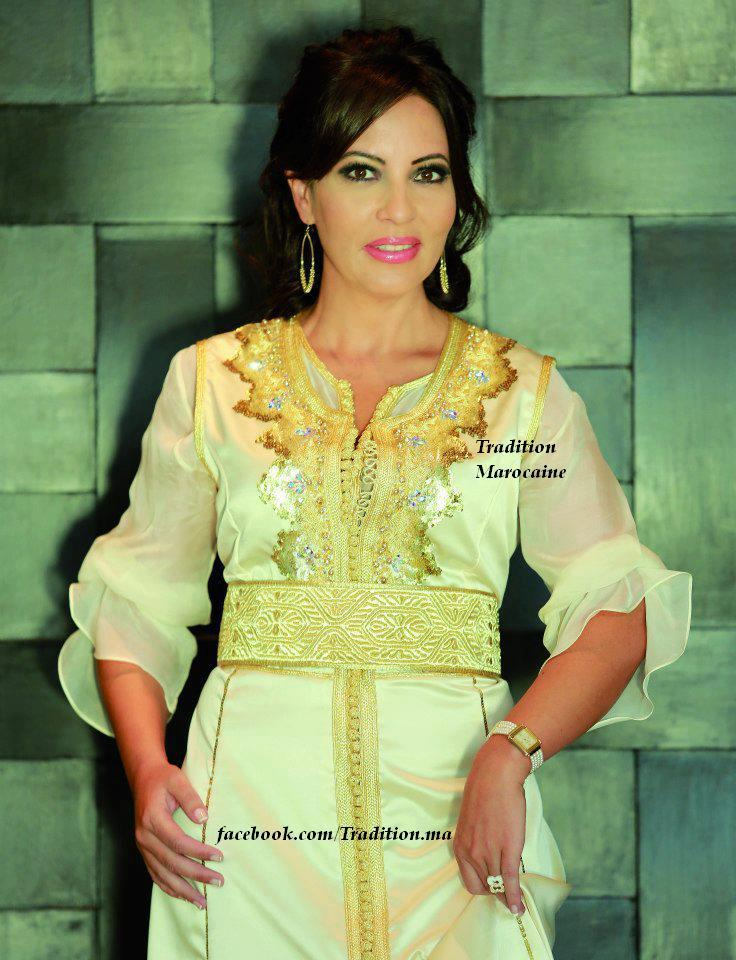 Choose your model of Moroccan Caftan 2013 - 2014 and you will tailor