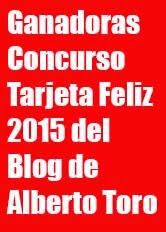 Concurso Tarjeta 2015