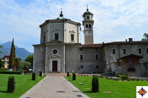 Riva del Garda, chiesa di Santa Maria Inviolata