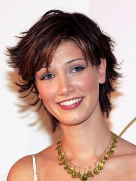 medium short haircut hairstyles