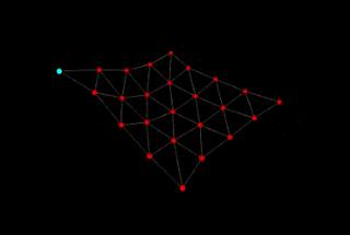 Mass sprin system OpenGL3.3