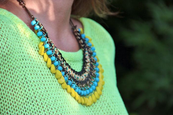 בלוג אופנה Vered'Style אקססורייז לונדון אביב-קיץ 2013
