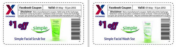 Aafes exchange coupons 2018