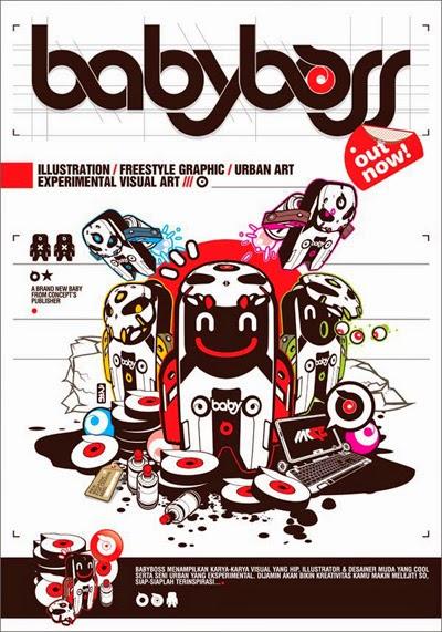 BABYBOSS Magazine #1