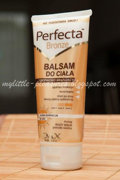 Dax Cosmetics - Brązujący balsam do ciała