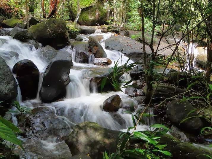 ảnh đẹp suối tranh Phú quốc