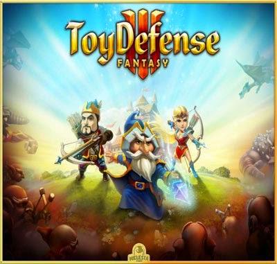 تحميل لعبة الحرب الاستراتيجية Toy Defense 3 Fantasy للكمبيوتر